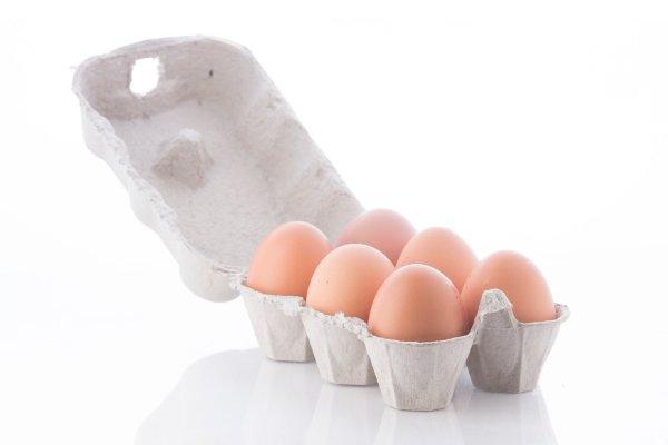 Half Dozen Free Range Chicken Eggs