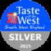 Taste of the West Silver Award