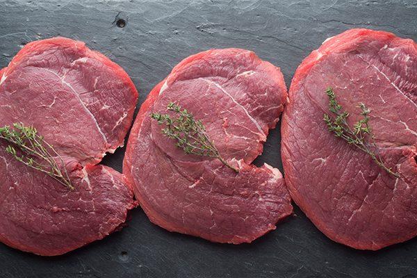 Braising Beef Steak