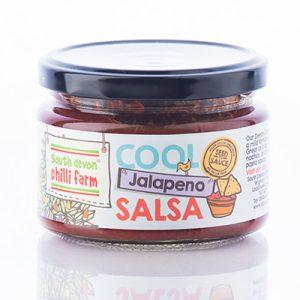 Cool Jalapeno Salsa