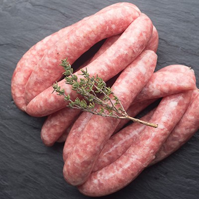 chipolatas sausages