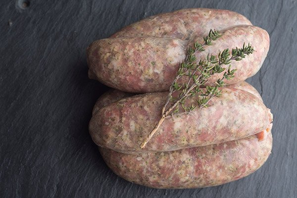 Pork and Herb Sausages (6)