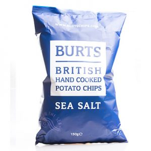 Sea Salt Crisps