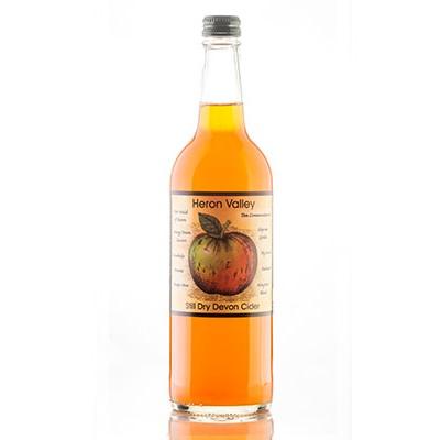 still dry devon cider