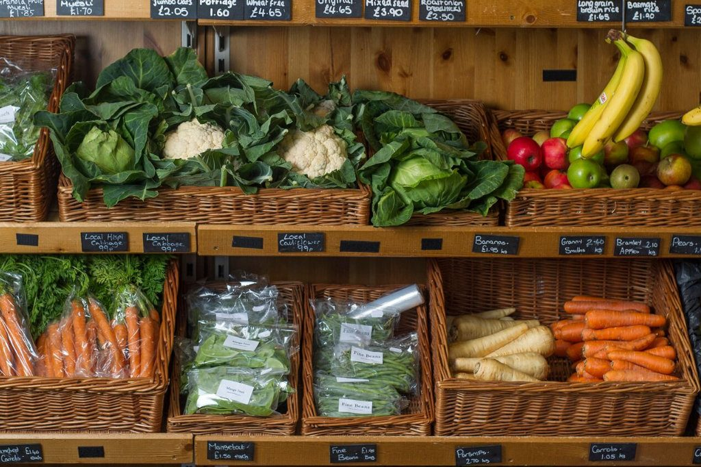 Buy Fruit and Veg Online at Aune Valley Meat