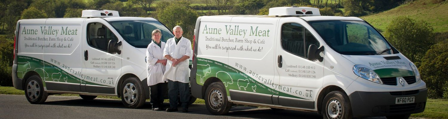 Buy Online from The Aune Valley Shop