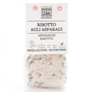 Casale Paradiso Asparagus Risotto