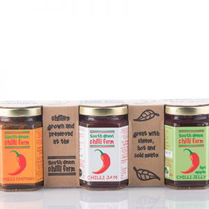 Chilli Farm Jar Gift Pack