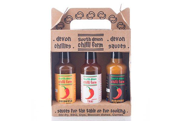 Chilli Farm Bottle Gift Pack