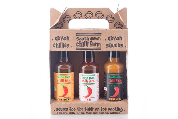 Chilli Farm Bottle Gift Pack