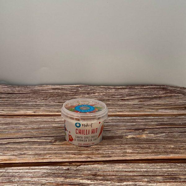 Chilli Hit Sea Salt – 50g