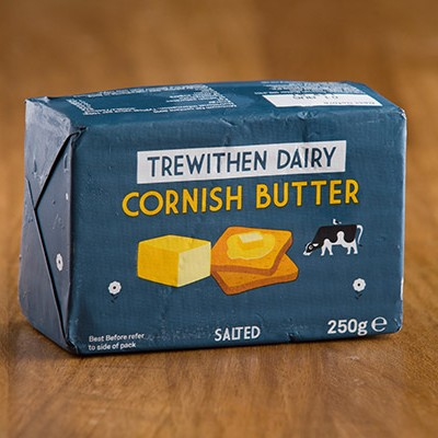 cornish butter salted