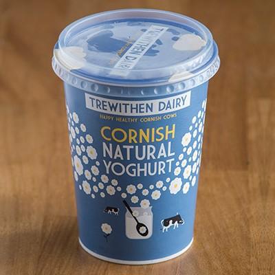 cornish natural yoghurt