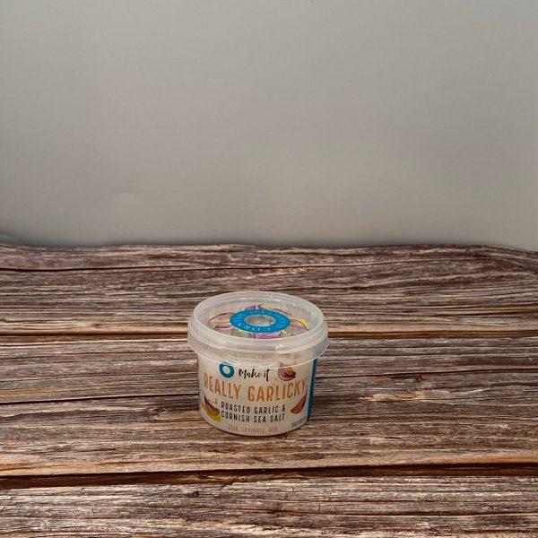 Really Garlicky Sea Salt – 55g