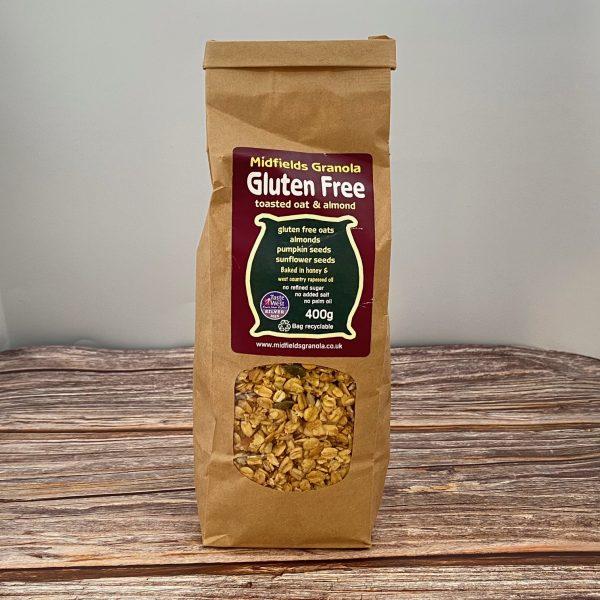 Midfields Granola Gluten Free