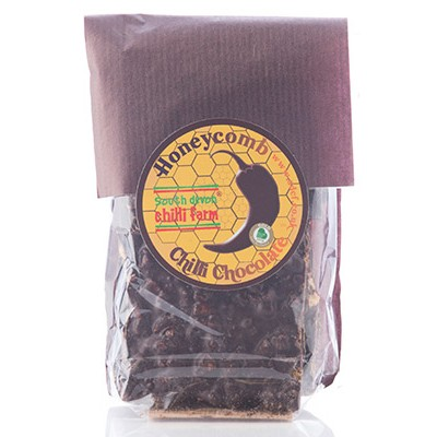 honeycomb chilli chocolate