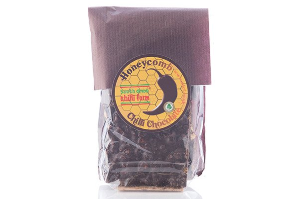 Honeycomb Chilli Chocolate