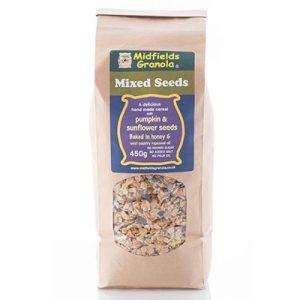 Midfields Granola Mixed Seeds
