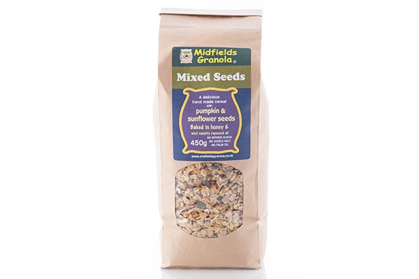 Midfields Granola Mixed Seeds