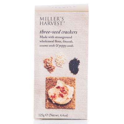Millers Three Seed Crackers