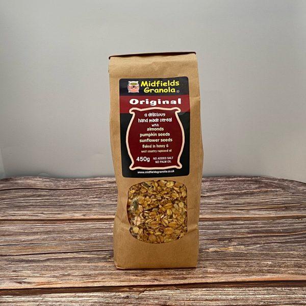 Midfields Granola Orginal