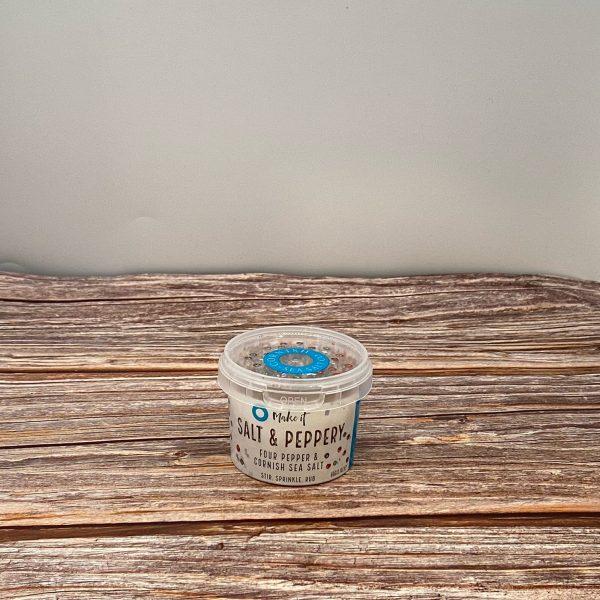 Salt & Peppery Sea Salt – 60g