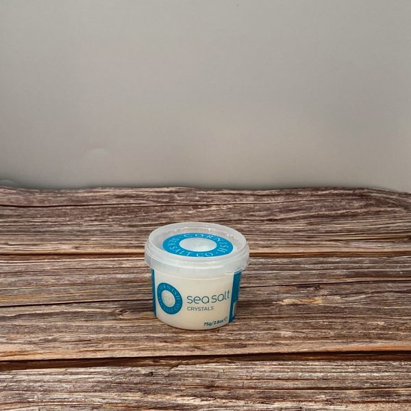 Original Cornish Sea Salt – 75g