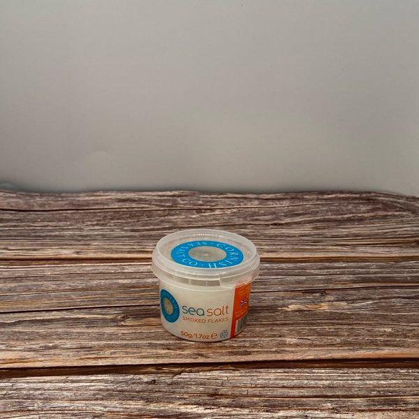 Smoked Sea Salt – 50g