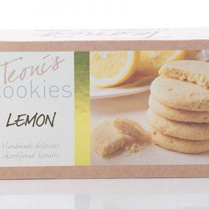 Teoni's Cookies Lemon