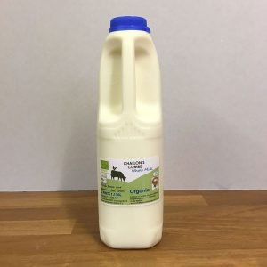 Challon's Combe 1l Whole Organic Milk