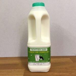 Trewithen 1l Semi Skimmed Milk