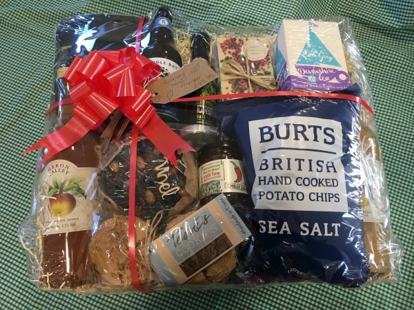 Luxury Local Hamper