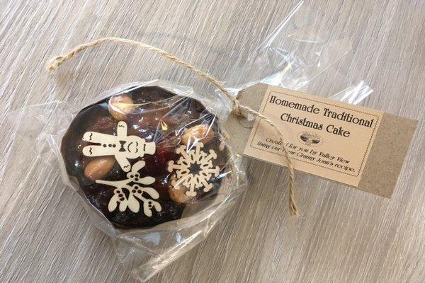 Christmas Cake (Small)