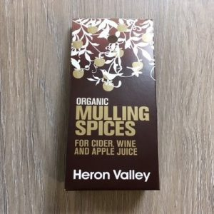 Heron Valley Organic Mulling Spices
