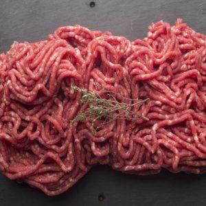 5lb of Frozen Beef Mince