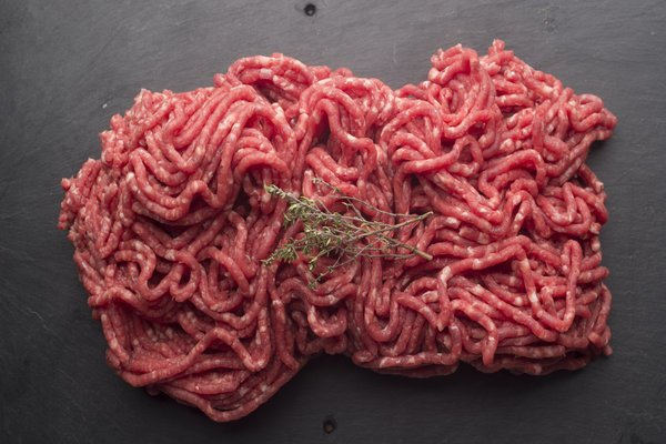 5lb of Frozen Beef Mince