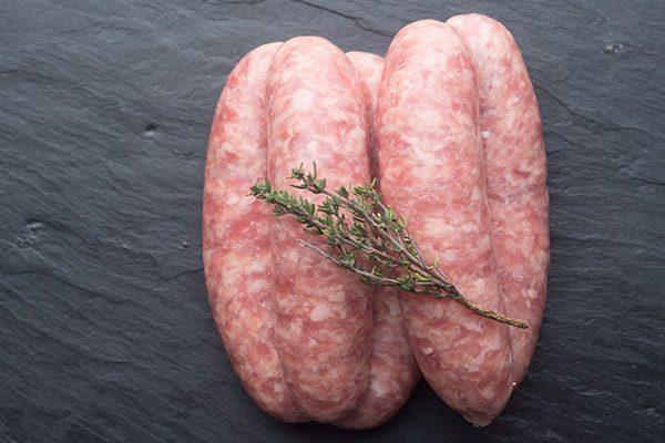 Special- Pork Sausages (6)