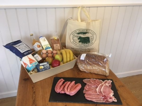 Family Holiday Welcome Hamper