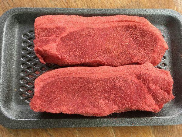 Chinese Pork Steaks