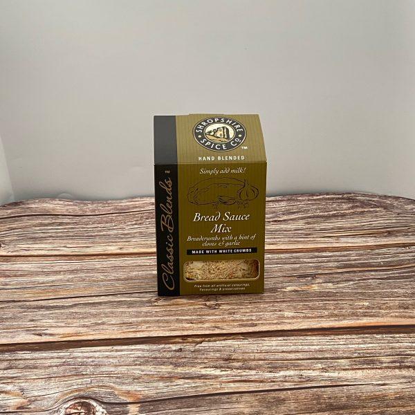 Shropshire Spice Bread Sauce Mix