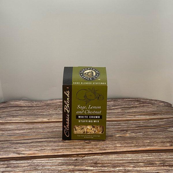 Shropshire Spice Sage Lemon & Chestnut Stuffing