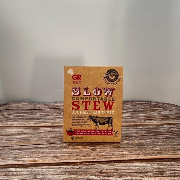Stew Gourmet Sauce Mix