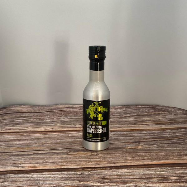 Basil Rapeseed Oil.  250ml