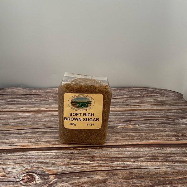 Soft Rich Brown Sugar – 500g