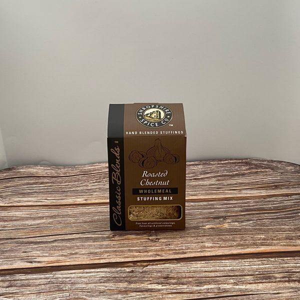 Shropshire Spice Chestnut Stuffing – 150g