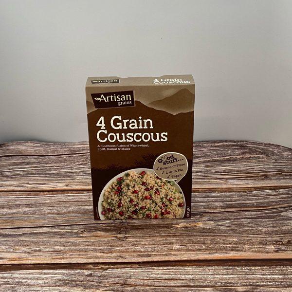 4 Grain Cous Cous