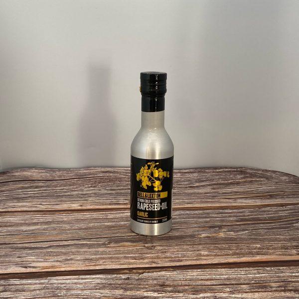 Garlic Rapeseed Oil.  250ml