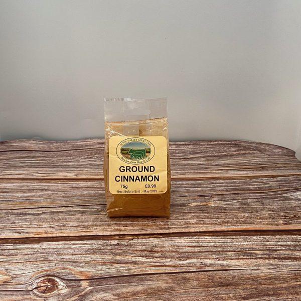 Ground Cinnamon- 75g
