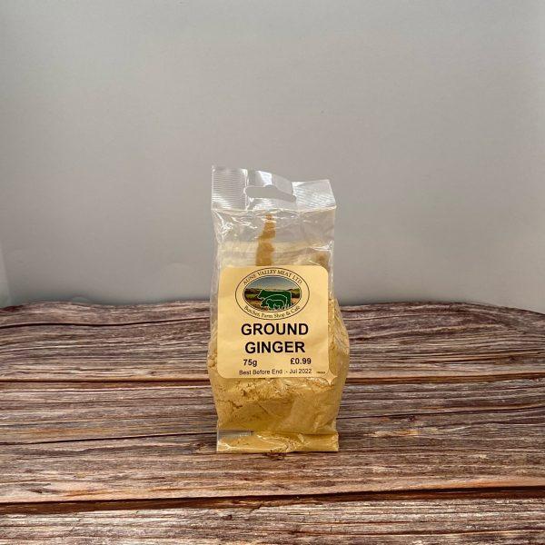 Ground Ginger – 75g