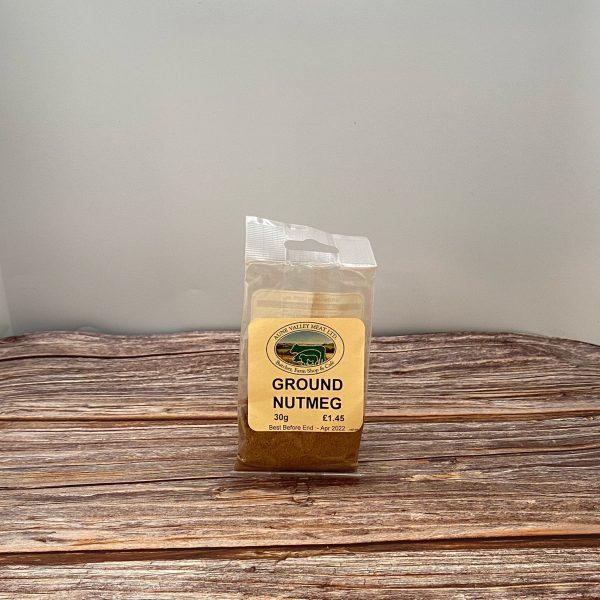 Ground Nutmeg- 30g